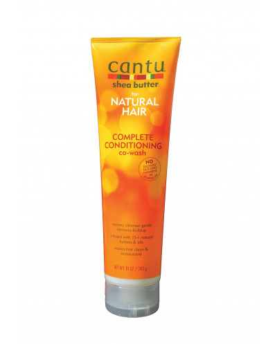 CANTU Shea butter COMPLETE CONDITIONING CO WASH 283g