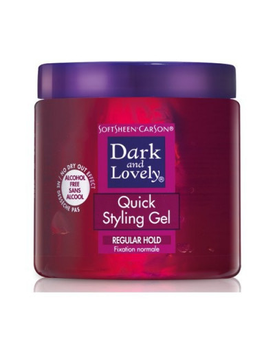 Dark and Lovely - Quik Styling Gel
