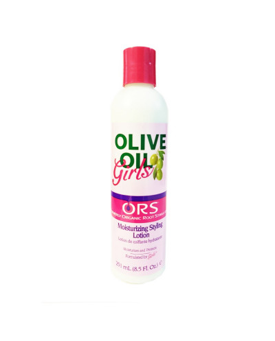 ORS Olive Oil Moisturizing Styling Lotion 251ml