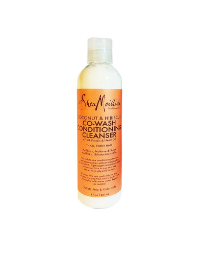 Shea Moisture - Coconut Hibiscus - Co-Wash Conditioning Cleanser