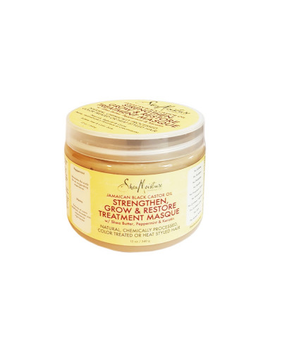 Shea Moisture - Strengthen Grow & Restore Treatment Masque
