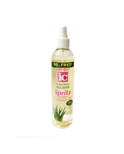 IC Fantasia spritz super hold 355ml #BLACKFASHIONFRANCE
