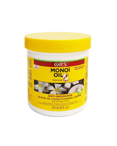 Ors - Monoï  Oil  ANTI BREAKAGE  473ml
