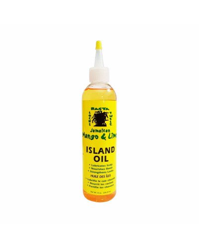 Rasta Locks & Twist -  ISLAND OIL