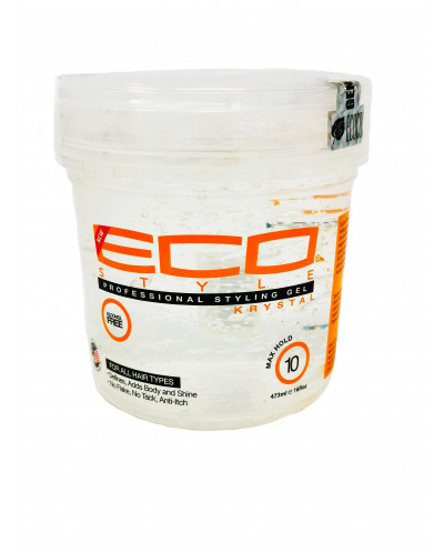 Eco gel blanc krystal 473 ml
