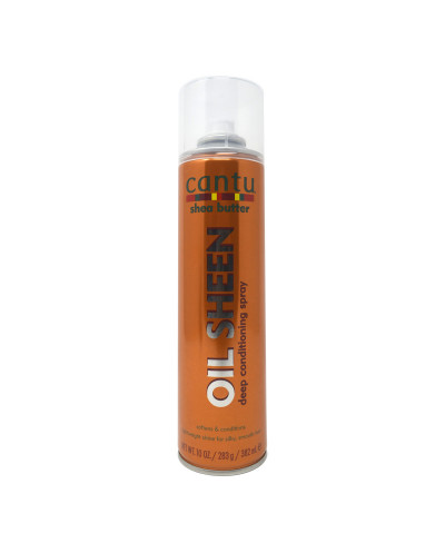 cantu oil sheen spray