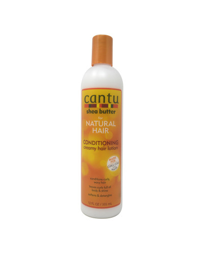 Cantu Conditioni Creamy hair lotion355ml