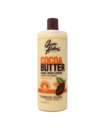 QUEEN HELENE Cocoa Butter_Hand+body lotion 907g