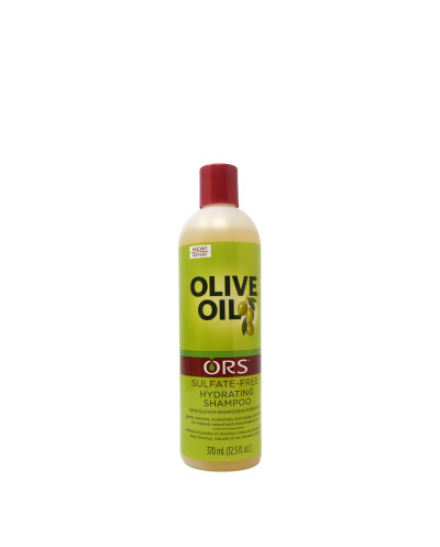 Ors - Olive Oil Sulfate Free Hydrating Shampoo 370ml