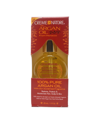 Creme Of Natre - 100% PURE ARGAN OIL