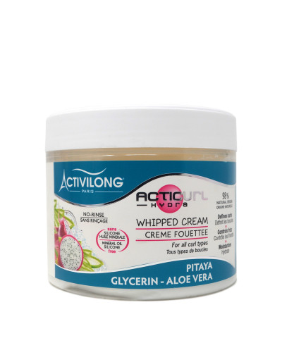 Activilong - ACTICURL Creme Fouettée / Whipped Cream 300ml
