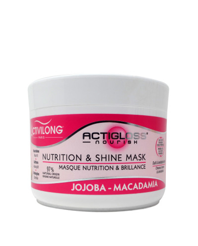 Activilong- ACTIGLOSS Nutrition & Shine Mask 200ml