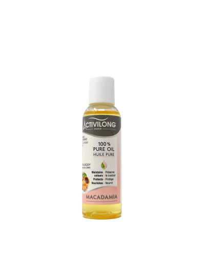ACTIVILONG - 100% Pure Oil MACADAMIA 75ml