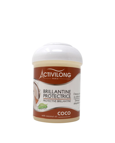 ACTIVILONG - Brillantine Protectrice Coco 125ml