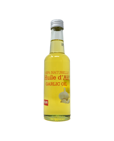 YARI - 100% Naturelle - Garlic Oil 250ml