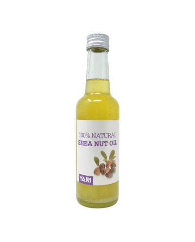 YARI - 100% Natural Shea Nut Oil 250ml