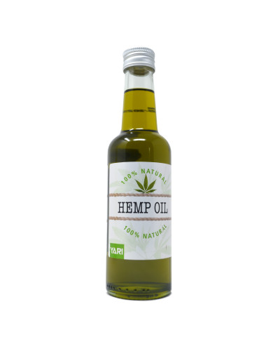 YARI- 100% Natural Hemp Oil 250ml