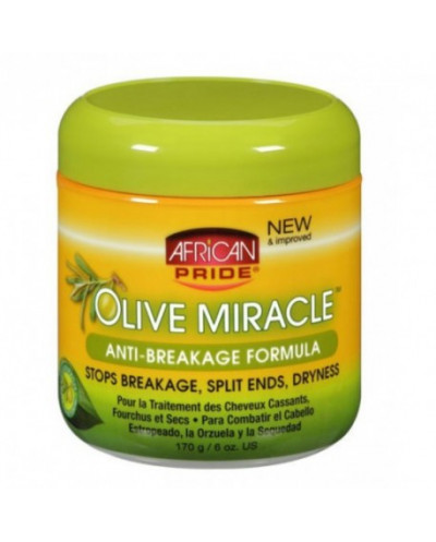Africain Pride olive...