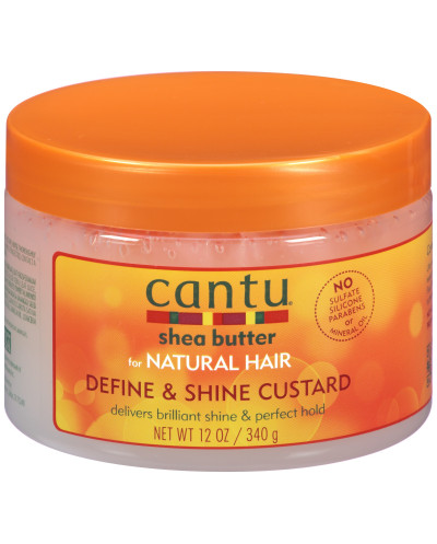 cantu define&shine custard; #blackfashionfrance